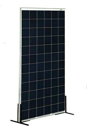 SunneSolar - Panel Solar de Policristalino con 60 células 280W 24V ideal para vivienda habitual chalets e instalaciones en casas de campo. Fabricado en Europa