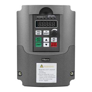 5.5KW Monofásico 220V a Trifásico 380V Controlador de inversor Control de motor Inversor Control PWM