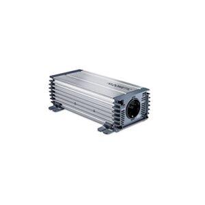Dometic PerfectPower PP 604 - Inversor onda sinusoidal modificada, funcionamiento a 24 V, 550 W de pontencia contínua y 1100 W de potencia pico