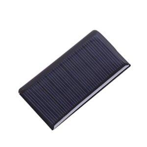 IYSHOUGONG 1 PC 5V 60mA Mini paneles solares para energía solar mini células solares DIY juguetes eléctricos materiales fotovoltaicas células solares sistema de bricolaje