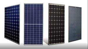 Panel Solar Fotovoltaico Policristalino Monocristalino para Sistema 12v 24v 48v Placa Solar Off Grid y On Grid (330w Policristalino)