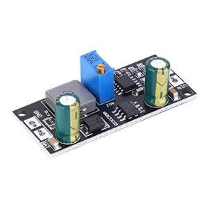 Regulador de energía solar, 1A 12V MPPT Panel solar Controlador Li-ion LiFePO4 Módulo de cargador de batería de litio, Módulo de controlador de energía solar