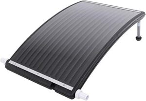 Steinbach Colector de Sol, Speed Solar Exclusiv, Negro, 110x 69x 14cm, 049106