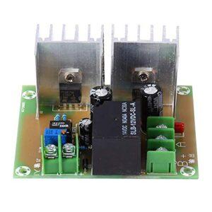 Tablero del Controlador del Inversor de 50 HZ Módulo de Potencia Controlador del Controlador Regulador Transformador de Núcleo de 300 W Módulo Convertidor de 12 V a 220 V Potencia de Onda Plana