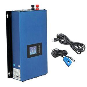 Y&H Limitador de potencia del inversor de conexión a red de 1000W DC25-60V Entrada solar AC110V / 240V Interruptor automático
